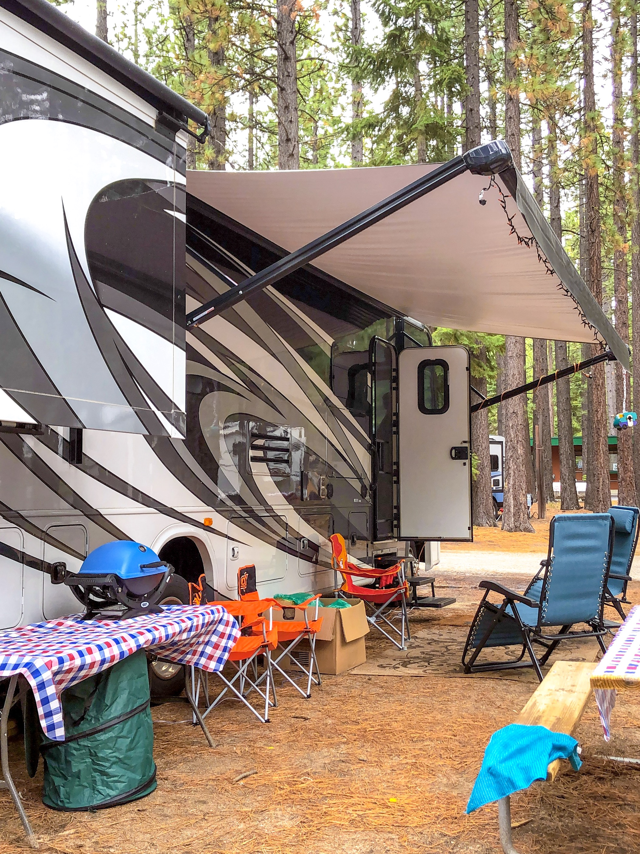 South Lake Tahoe Rv Campground Happily Abby